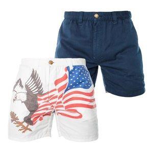 "Chubbies Men's Shorts: ""The Majestics"""